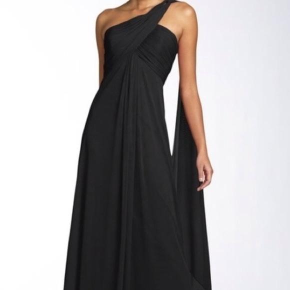 83% off Alex Evenings Dresses Nwt Prom Black One Shoulder Dress ...